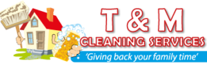 t-and-m-cleaning-logo