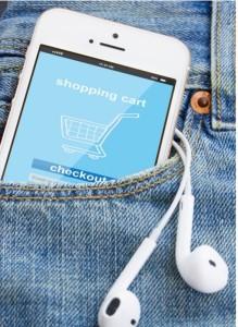Croydon mobile shopping cart abandonment