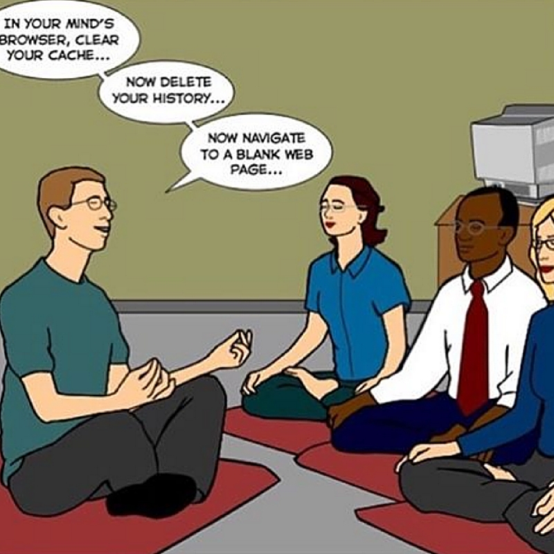 Meditation for digital marketers and entrepreneurs