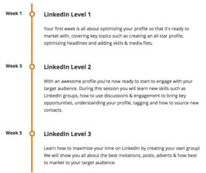 LearnersClub LinkedIn Modules