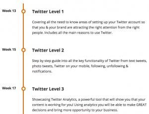 LearnersClub Twitter Modules
