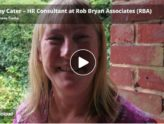 Tracey Cater HR Consultant Rob Bryan Associates
