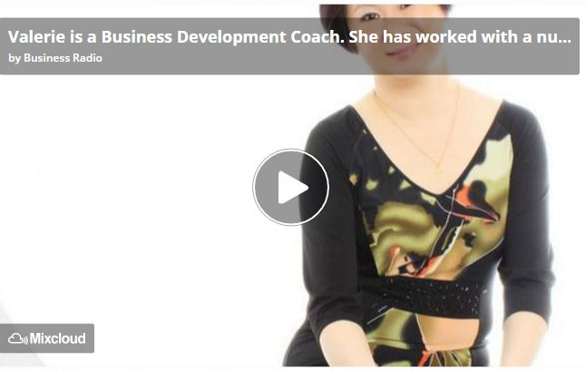 Valerie Cheong Took (Business Coach) podcast